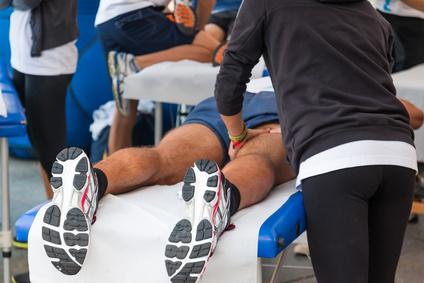 Formação de Massagem Desportiva